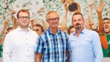 Neu in 2020: Die HSP GRUPPE und Timo Düvel