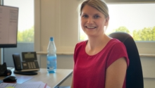 Neu im Team: Steuerberaterin Christina Rupsch